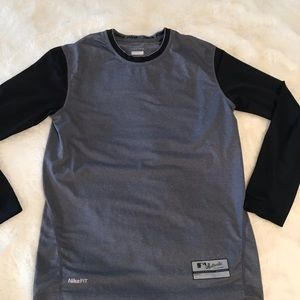 Nike Fitted Pro MLB Shirt SZ Small